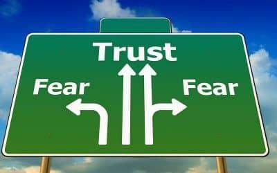 Angst, de rem op onze goede voornemens