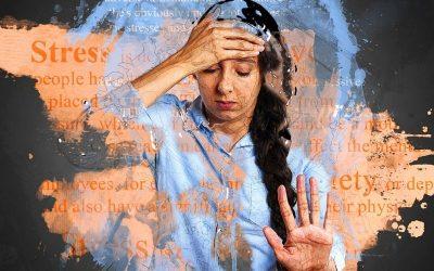 Wie denkt dat stress tussen de oren zit, vergeet het lichaam